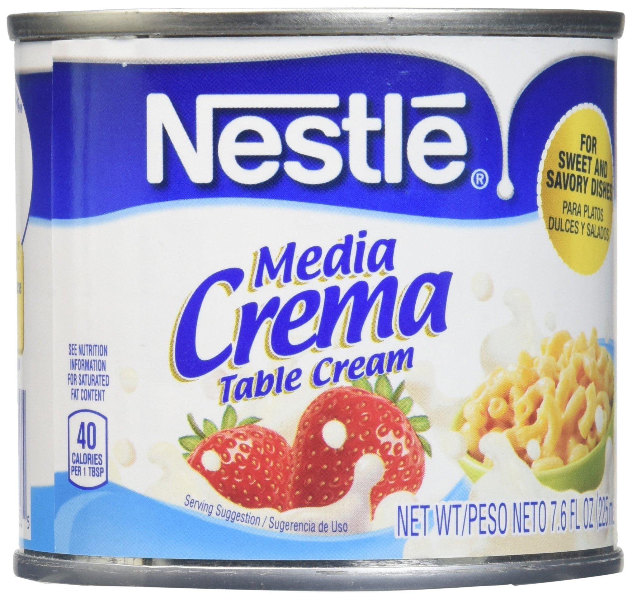 Nestle, Cream Lite, 7.6-Ounce (24 Pack) by Nestle
