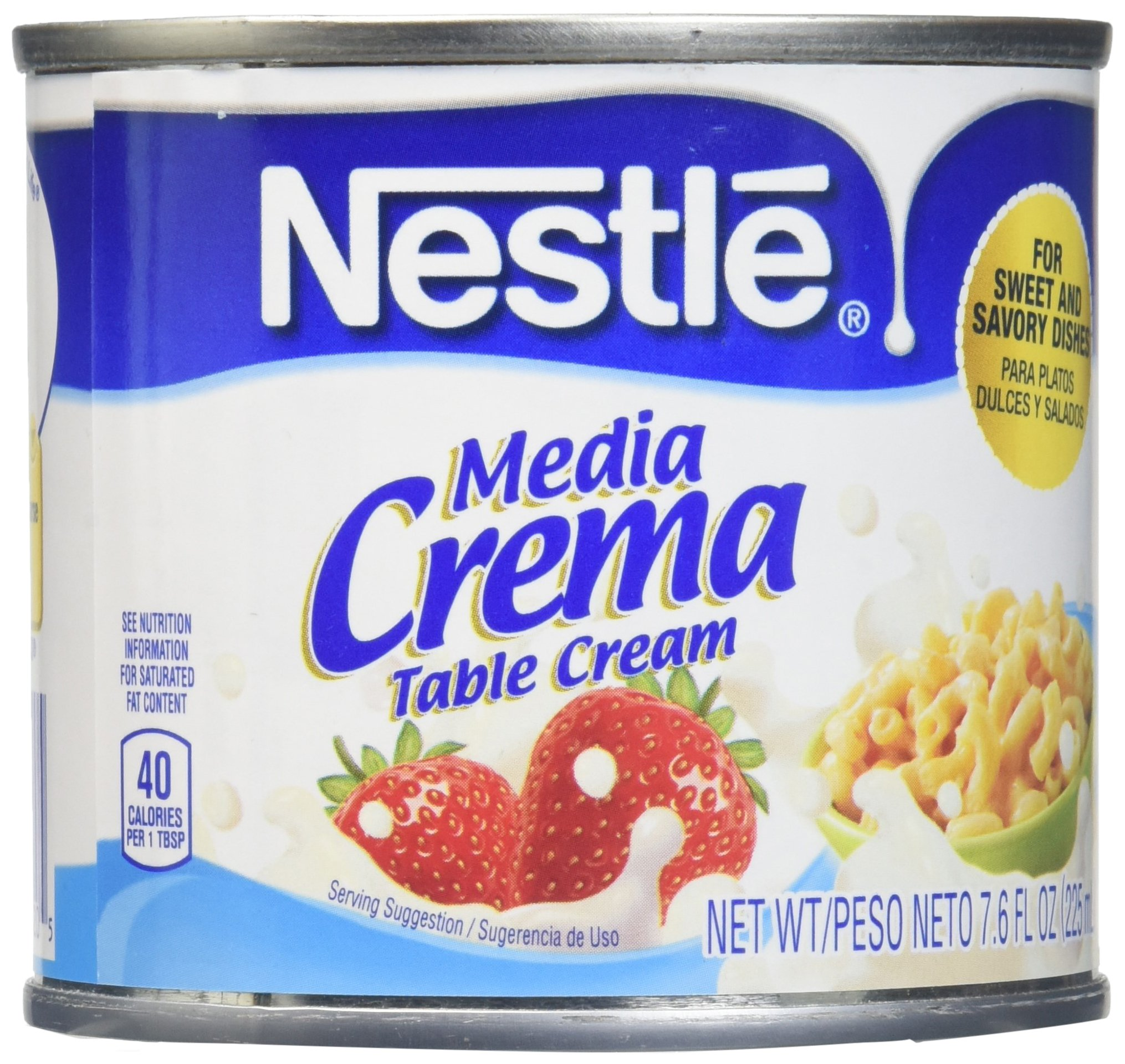 Nestle, Cream Lite, 7.6-Ounce (24 Pack)