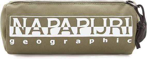 Napapijri HAPPY PENCIL CASE Estuches, 22 cm, Azul (Blu Marine): Amazon.es: Equipaje