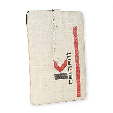 KHMAI upcycling iPad Sleeve K de Cemento Crema - Comercio ...