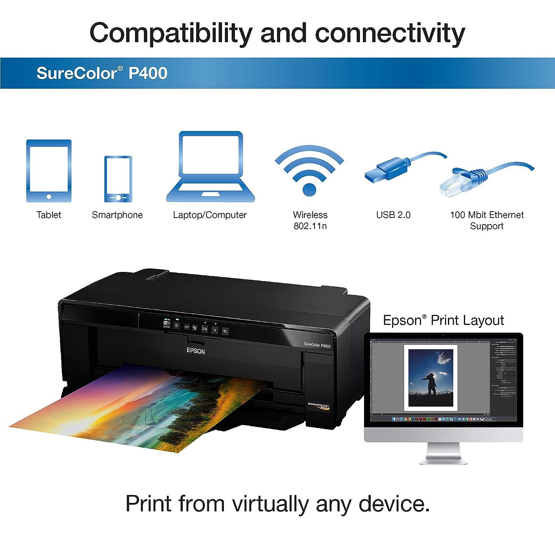 Epson SureColor P400 Wireless Color Photo Printer