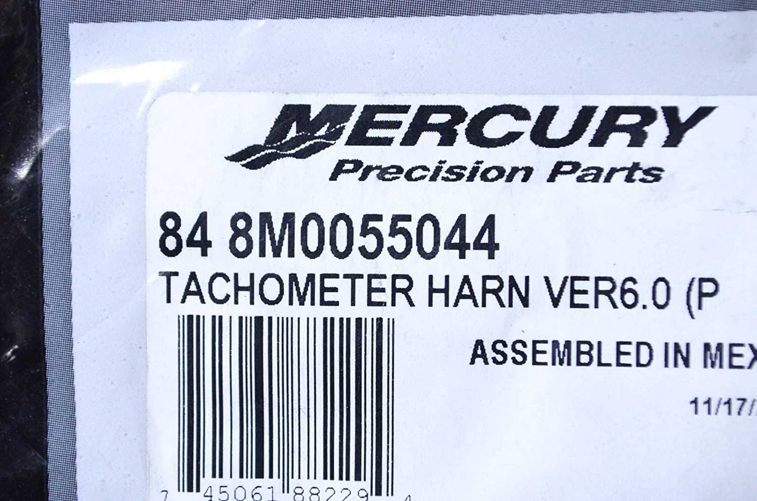 New Mercury Mercruiser Quicksilver Oem Part 84 5 0 Tachometer Wiring 8m0055044 Harness Tach V60 Everything Else