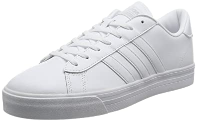 sports shoes baf35 193ee adidas Cloudfoam Super Daily, Chaussures de Tennis homme - Blanc Cassé  (Ftwbla ftwbla