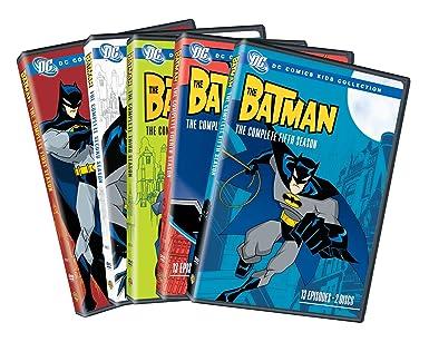 The Batman Complete Series Seasons 1 5
