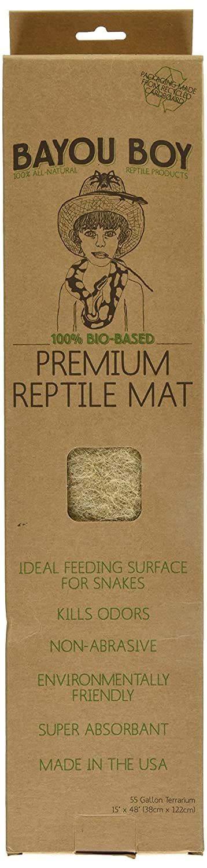 Bayou Boy Premium Reptile Mat, 15 by 48-Inch PRM055