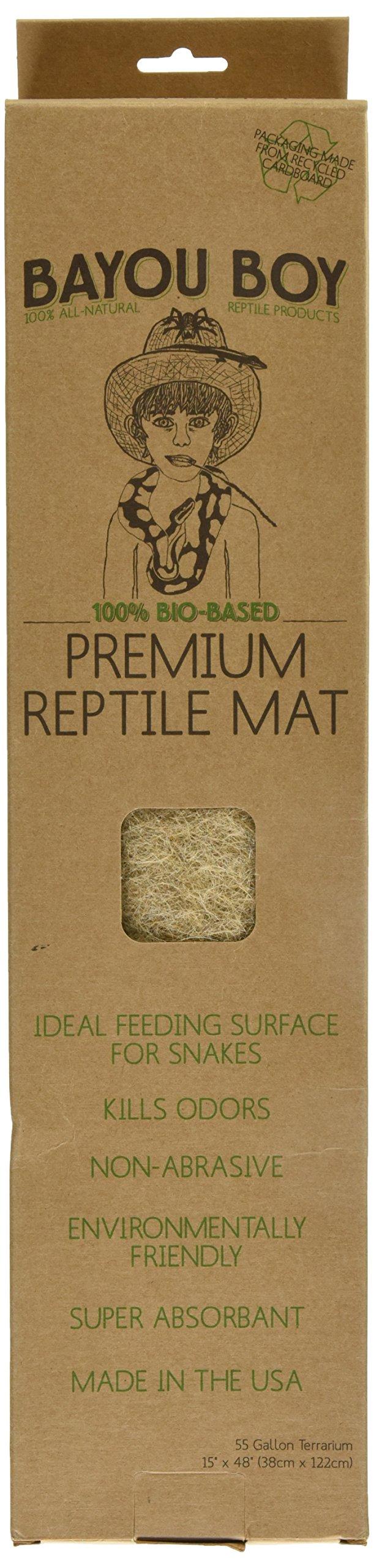 Bayou Boy Premium Reptile Mat, 15 by 48-Inch