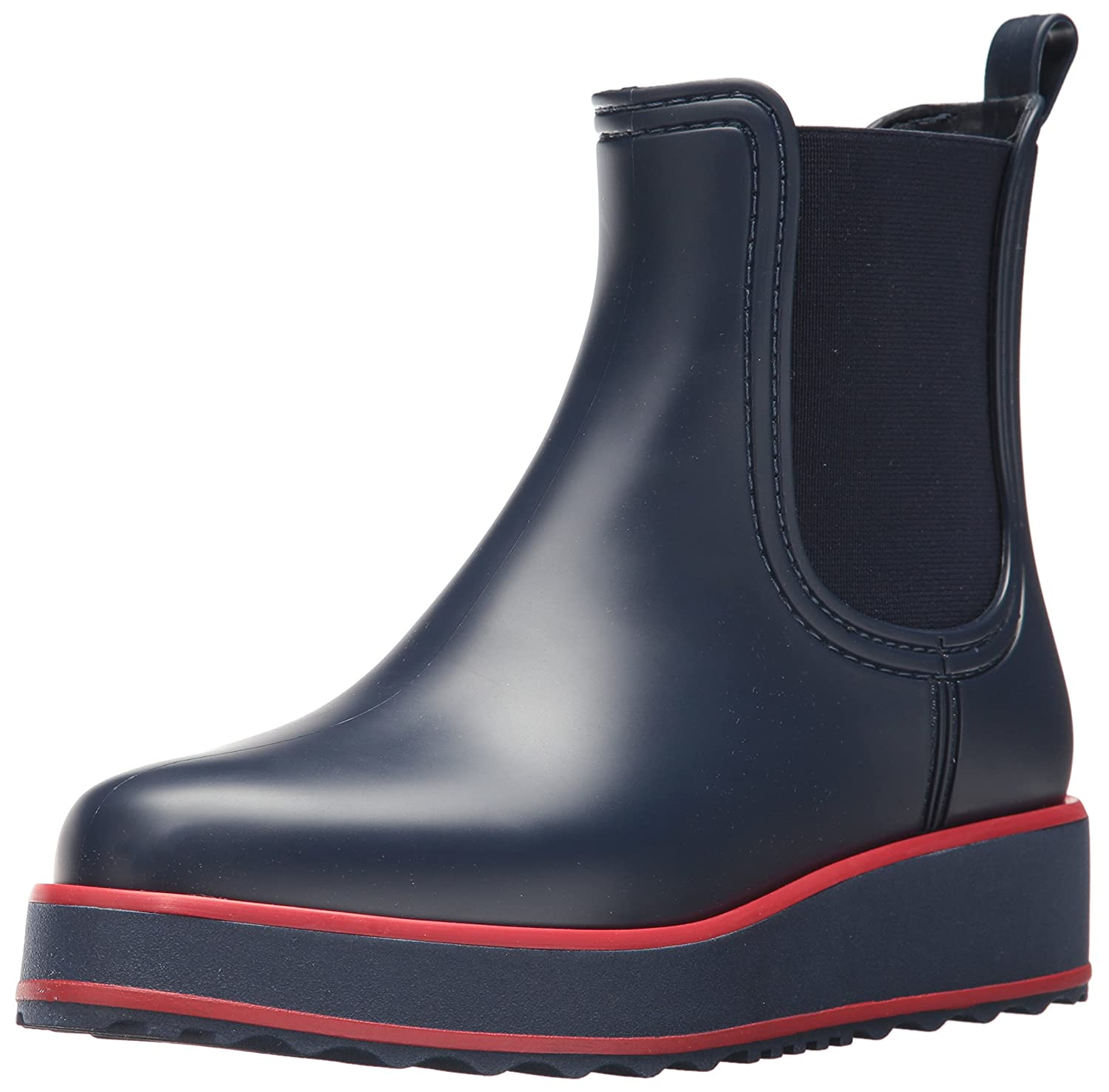 Bernardo Women's Willa Rain Boot B06XYXZ18S 11 B(M) US|Navy Rubber
