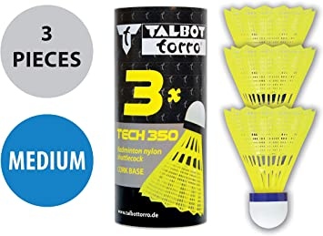 Talbot Torro TECH 450 Volants de badminton