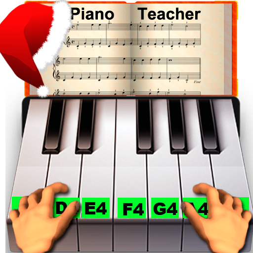 (Real Piano Teacher)