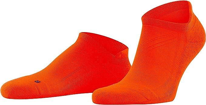 FALKE Sneaker Cool Kick Herren schwarz wei/ß viele weitere Farben verst/ärkte Herrensneaker ohne Motiv atmungsaktiv mit Pl/üschsohle und Fersenlasche Unisex 1 Paar