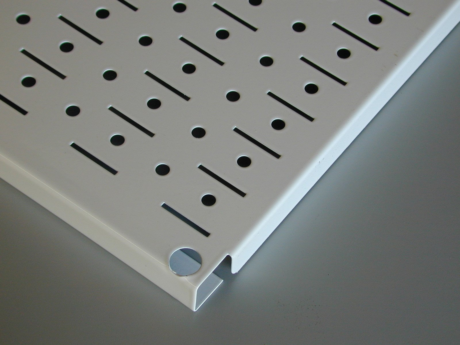 Wall Control 30-WRR-100GVB Galvanized Steel Pegboard Starter Kit by Wall Control (Image #4)