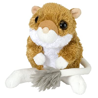 "Wild Republic Kangaroo Rat Plush, Stuffed Animal, Plush Toy, Gifts for Kids, Cuddlekins 8"": Toys & Games"