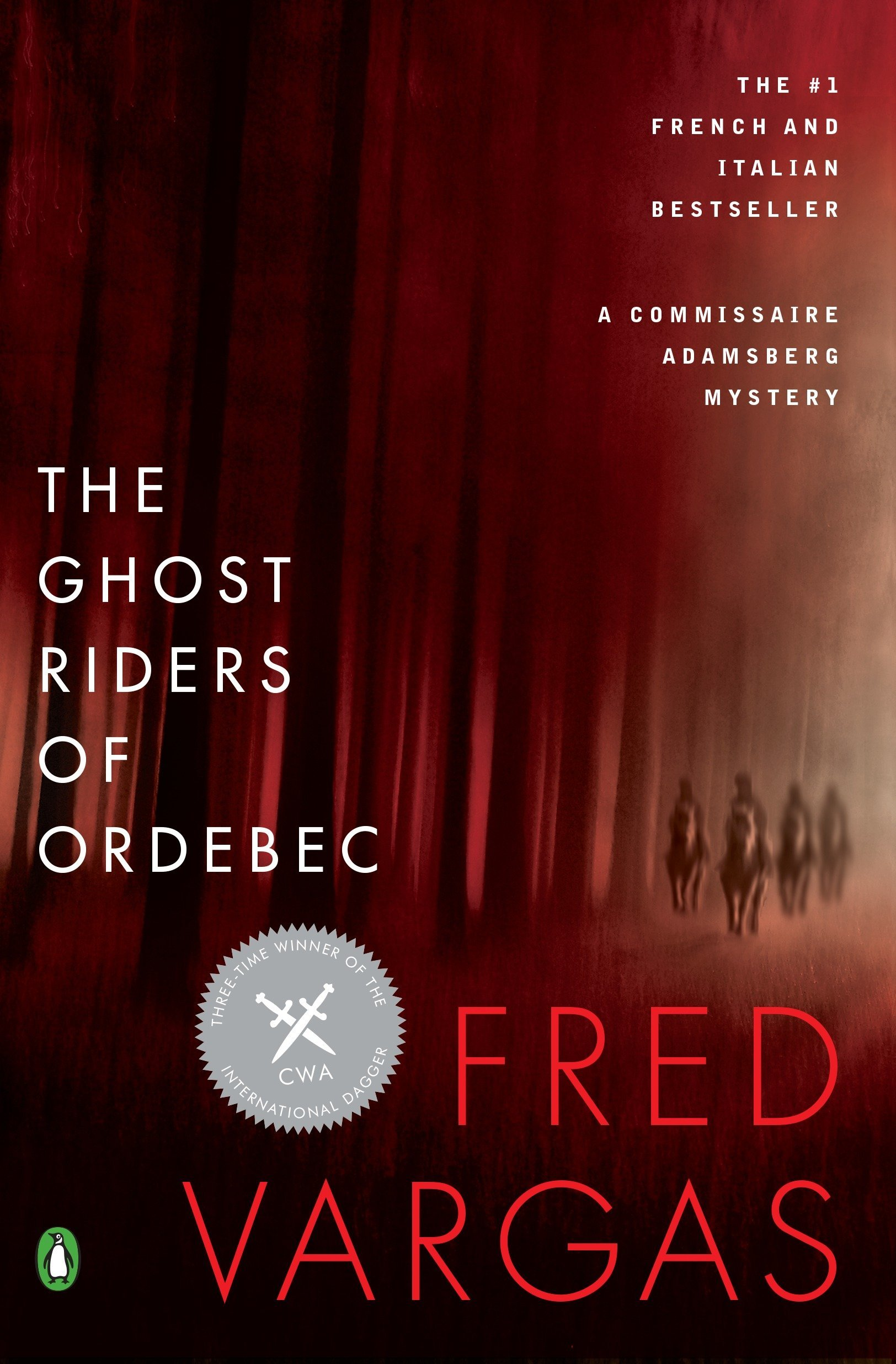 Amazon Fr The Ghost Riders Of Ordebec Fred Vargas Sian