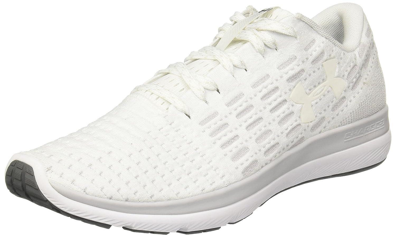 Under Armour Men's Threadborne Slingflex Sneaker B01GOW75G4 7.5 M US|White (100)/Glacier Gray