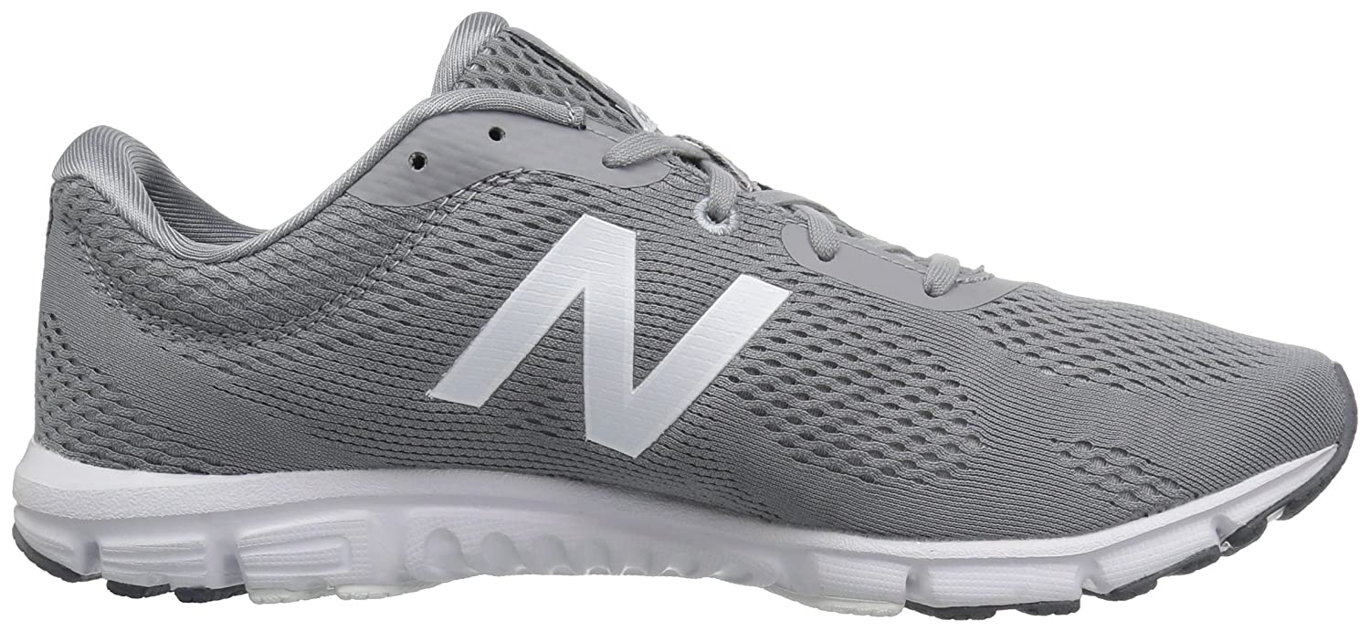 New Balance Women's D 600v2 Natural Running Shoe B01M08NWA0 9 D Women's US|Steel/Artic Fox b2dfd9