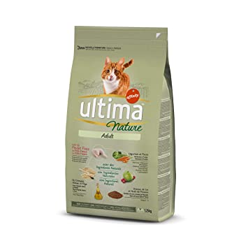 Ultima Nature Pienso para Gatos con Pollo - 1250 gr: Amazon.es: Productos para mascotas