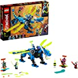 LEGO NINJAGO Jay's Cyber Dragon 71711 Ninja Action Toy Building Kit