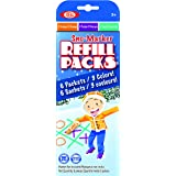 Ideal Sno Marker Bright Colors Refill Pack