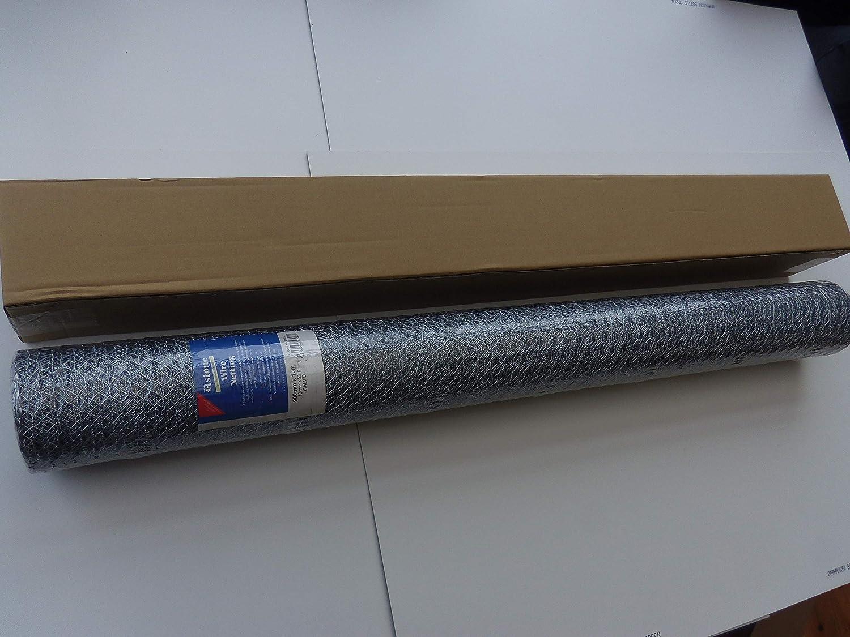 13mm, 5m x 600m Astone Wire netting chicken wire