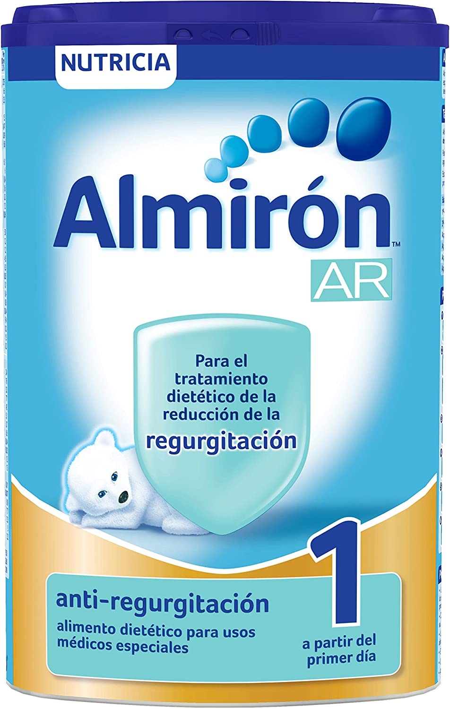 Almirón AR1 Leche anti-regurgitación. Desde el primer día