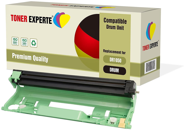TONER EXPERTE Pack de 2 Compatibles DR1050 Tambores para Brother ...