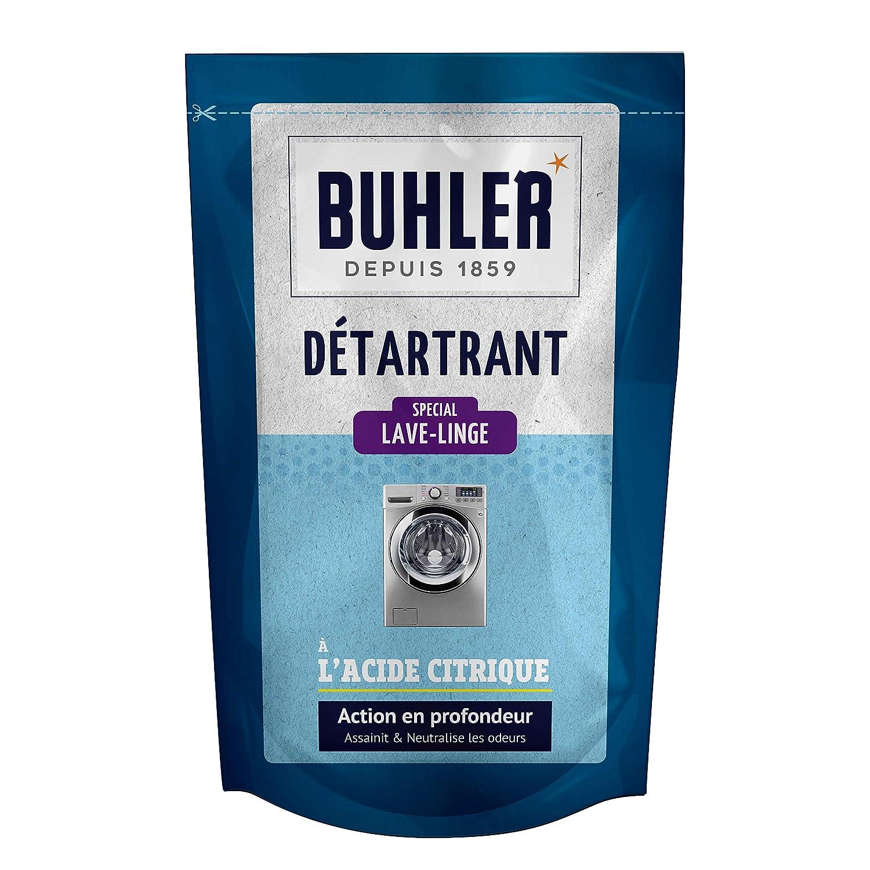Buhler - Limpiador descalcificador para lavadora, 200 g: Amazon.es ...