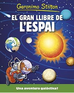 El gran llibre de lespai: Una aventura galàctica!