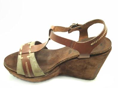 122 Sandalo Noir 10 E Borse Donna Scarpe Cafè Zeppaeb120 Amazon it 8  HYSwqIxCF 9f61ae49728