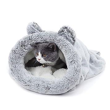 Amazon.com: PAWZ - Saco de dormir autocalentador para gatos ...