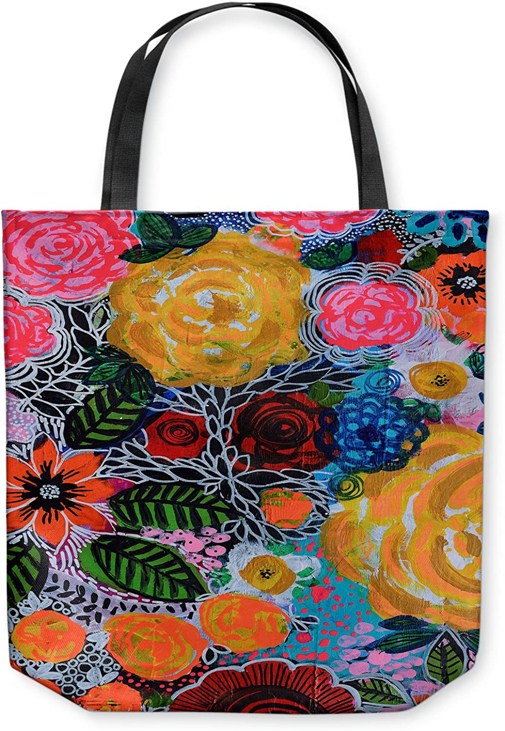 Hybrid DiaNoche Designs Tote Shoulder Bags by Robin Mead
