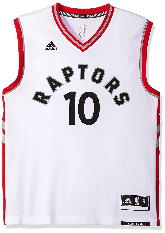 NBA Toronto Raptors DeMar DeRozan #10 Men's Replica Jersey