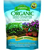 Espoma Seed Starter Potting Mix, Natural & Organic Premium Potting Mix for Seedlings and Cuttings, 8 qt