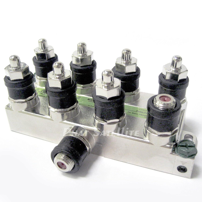Directv Swm 8 Way Splitter Electronics Direct Tv Box Wiring
