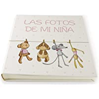 Album de Fotos Infantil Para Niña | Libro