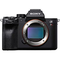 Sony Alpha 7R IV Full-frame Mirrorless Interchangeable Lens Camera, 61MP, Black, ILCE 7RM4
