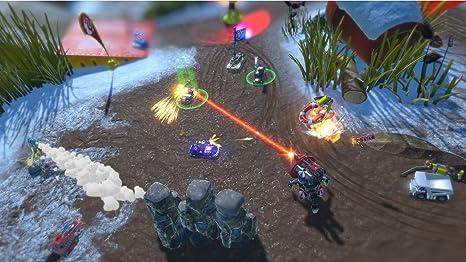 Micro Machines: World Series - PlayStation 4 [Importación italiana]: Amazon.es: Videojuegos