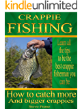 Crappie Fishing: How to catch more crappies