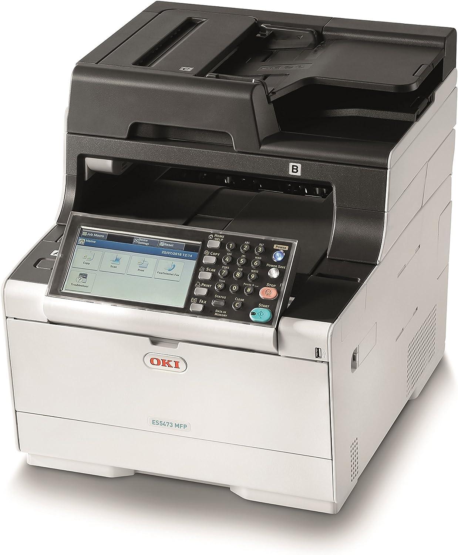 OKI ES5473dn Laser 30 ppm 1200 x 1200 dpi A4 WiFi - Impresora ...