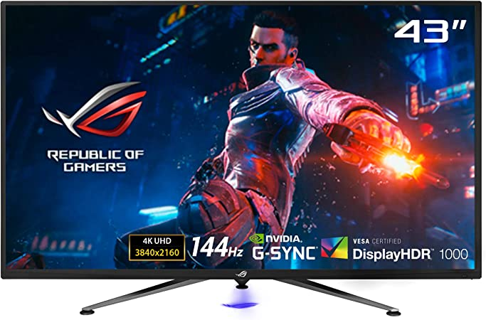 ASUS ROG Swift PG43UQ 4K Ultra HD 144Hz