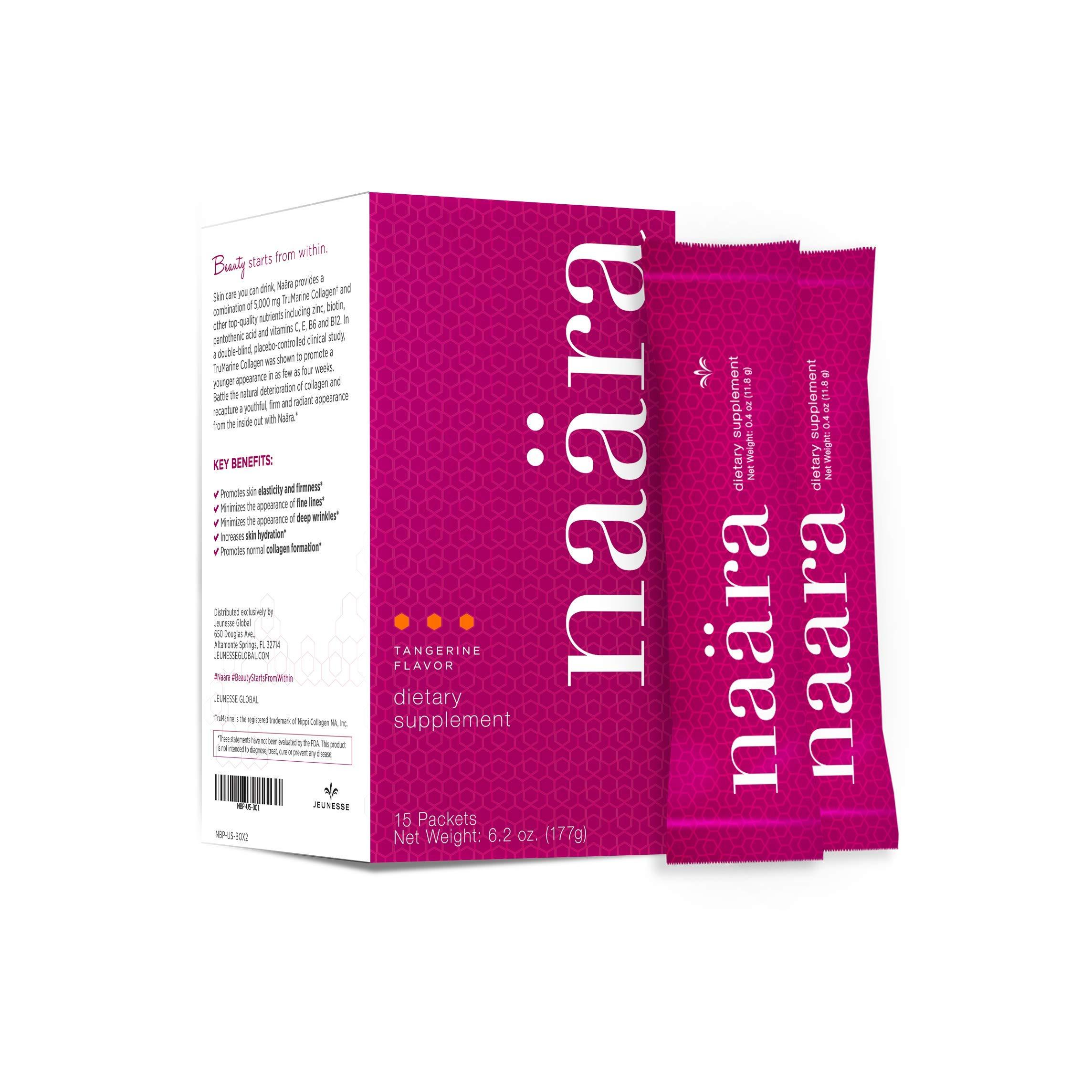 Jeunesse Naara Hydrolised Collagen Beauty Drink Naära