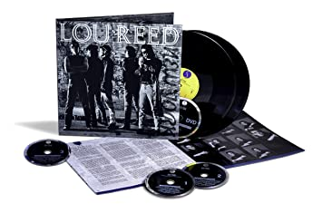 Lou Reed - New York (Box Set) 3 Cd + Dvd + 2 Lp)