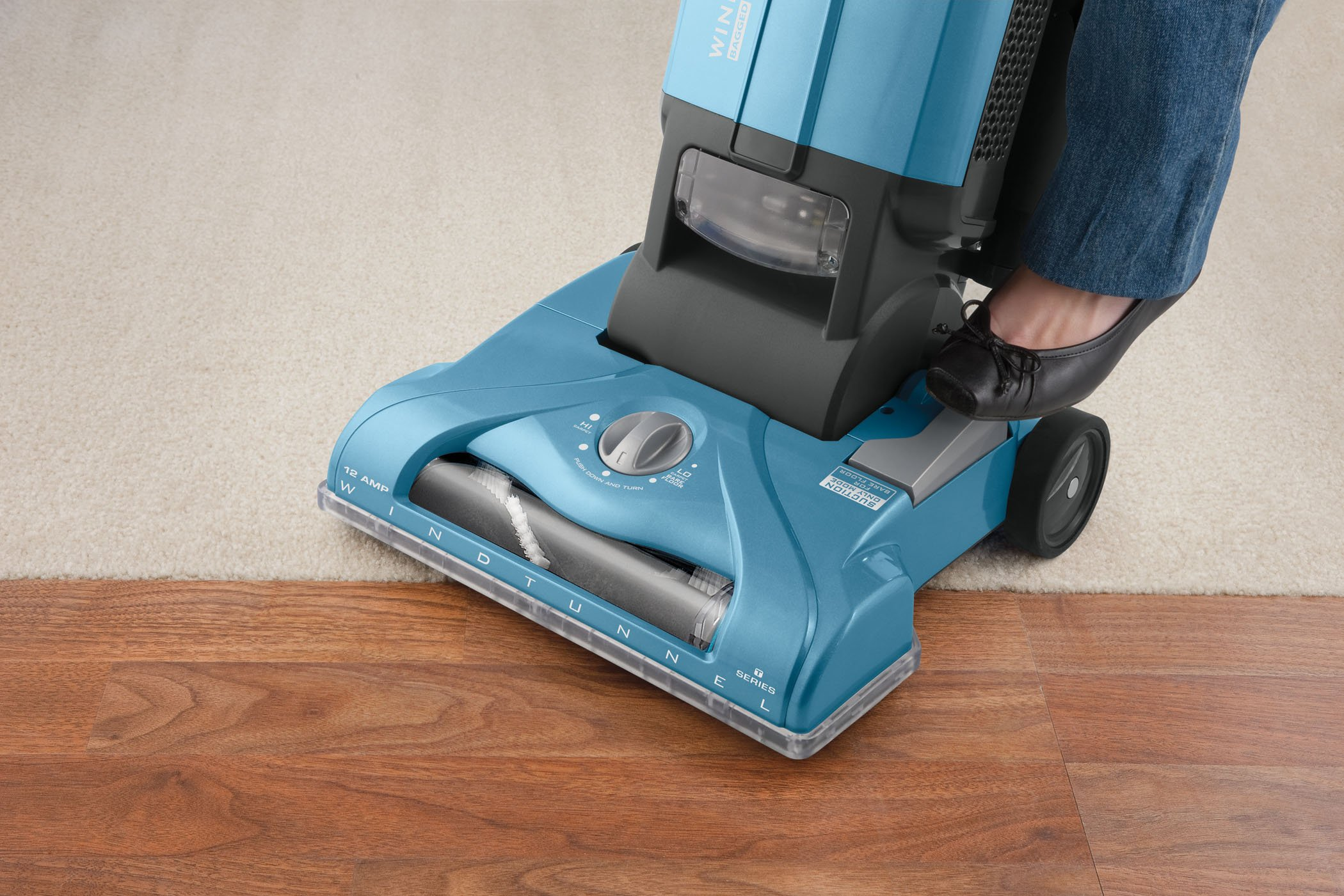 Hoover Vacuum Cleaner T-Series WindTunnel Corded Bagged Upright Vacuum UH30300 by Hoover (Image #5)