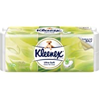 Kleenex Ultra Soft Scented Bath Tissue, Green Tea, 200ct (Pack of 20)