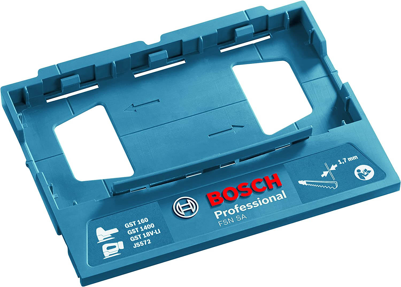 Bosch Professional 1600A001FS Bosch FSN SA Professional - Sierra De Calar Accesorio, Azul