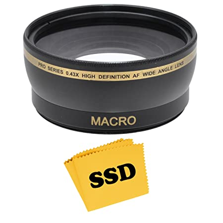 Review Socko 52MM 0.43X Wide