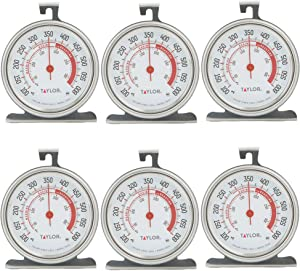 Taylor Classic Series Large Dial Oven Thermometer (6)