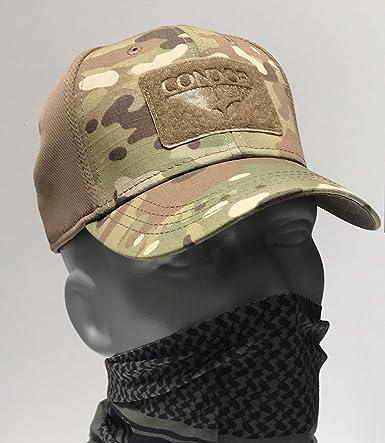 Condor Tactical Original Multicam Flex Fit Tactical Cap  Free UK Delivery 161080