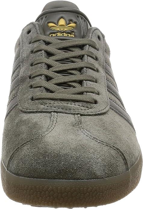hígado Guión Molesto  Adidas - Gazelle Utility Grey - BB2754 - Color: Green-Grey-Olive - Size:  11.0: Amazon.ca: Shoes & Handbags