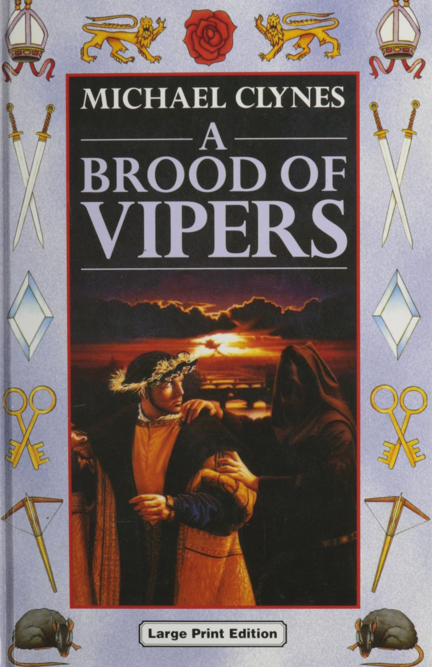 Download A Brood of Vipers pdf epub