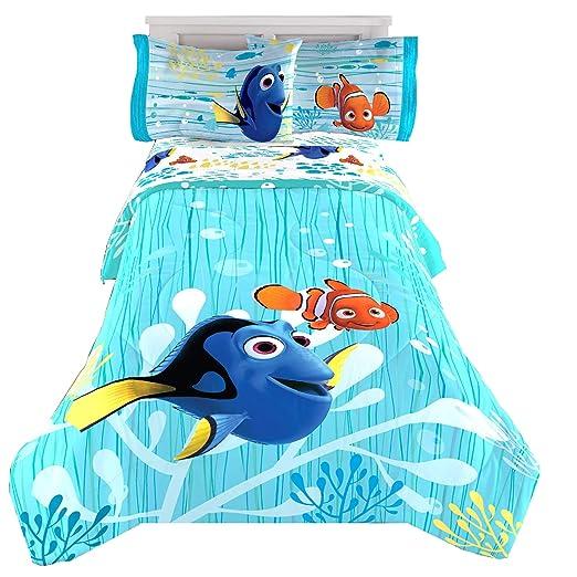Amazon.com: Disney Pixar Finding Dory Twin/Full Comforter: Home & Kitchen